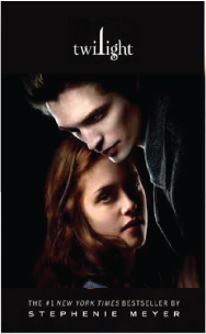 Ok, I still would've read Twilight. I love vampires.